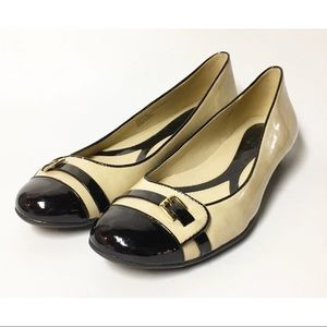 Naturalizer Faux Patent Leather Heath 7.5N